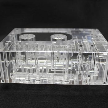 Diffusion Bonded Plastic Manifold