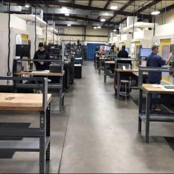CNC Machining and Milling Shop for Precision Plastics & Engineering Plastics